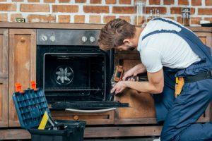 Backofen Reparatur - das können Sie selbst machen