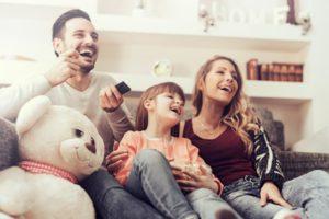 Mit welcher TV-Technik werden die meisten Sender übermittelt?