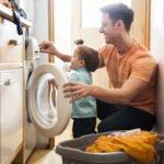 Waschmaschine tanzt und wackelt umher – was tun?